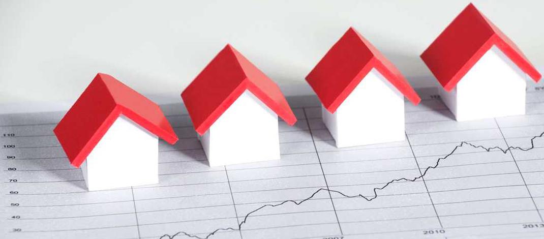 Immobiliare: mercato in rialzo