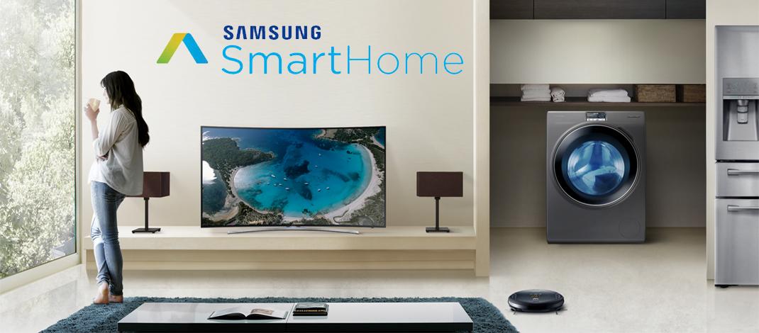 Smart Home, la casa del futuro targata Samsung
